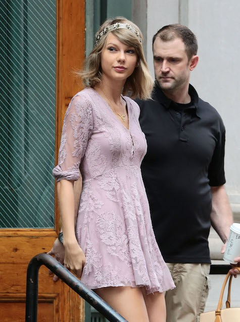 51797995 Singer Taylor Swift leaves her apartment on July 13, 2015 in New York City, New York. Taylor is heading down to Washington D.C. for a concert tonight. FameFlynet, Inc - Beverly Hills, CA, USA - +1 (818) 307-4813