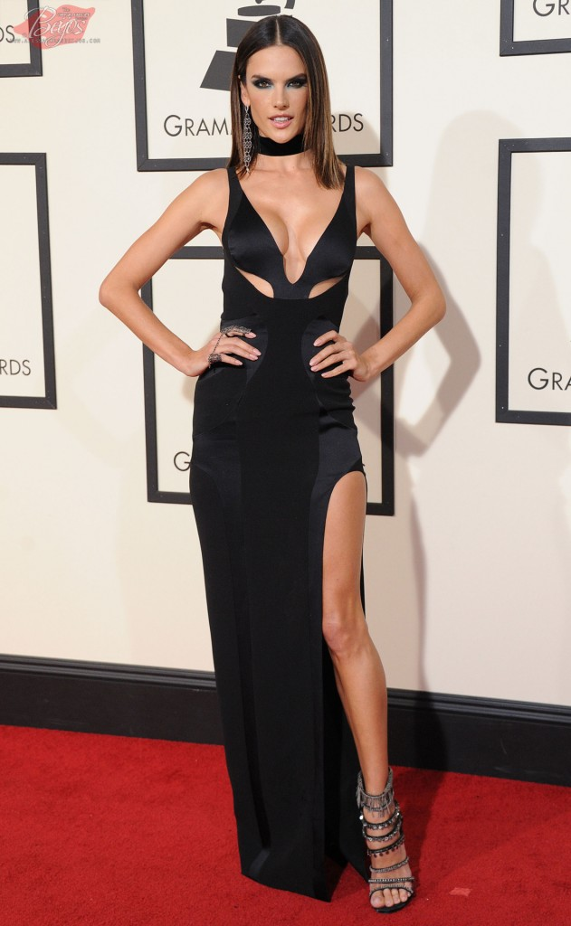 Pictured: Alessandra Ambrosio Mandatory Credit © Gilbert Flores /Broadimage 2016 Grammy Awards 2/15/16, Los Angeles, California, United States of America Reference: 021516_GFLA_BDG_GA_246 Broadimage Newswire Los Angeles 1+ (310) 301-1027 New York 1+ (646) 827-9134 sales@broadimage.com http://www.broadimage.com